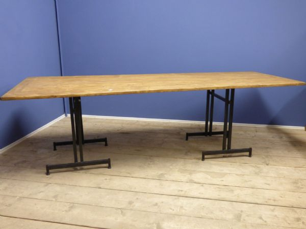 Industrial French Table - v7
